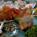 Vista Aérea zona del puente romano