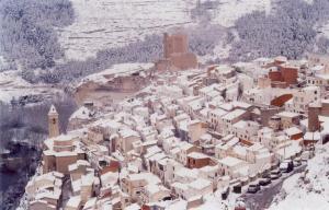 Alcala nieve