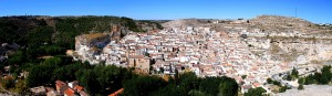 Panorámica población Alcalá