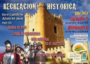 140705_RecreacionHistorica_CastilloAlcalaJucar