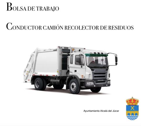 Camión Basura